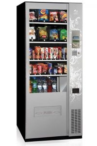 distributeur automatique snacking